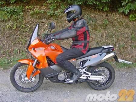 KTM 990 Adventure, la prueba (2/4)
