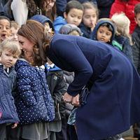 Kate Middleton nos demuestra la importancia de escoger el abrigo perfecto