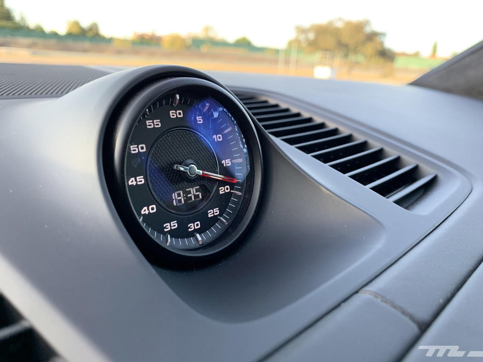 Foto de Porsche Cayenne Coupé Turbo (prueba) (36/42)