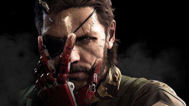 Metal Gear Solid 5 The Phantom Pain R