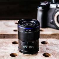 Laowa 50 mm f/2.8 2x Ultra Macro APO, presentan el primer objetivo de este tipo del mundo para el sistema Micro Cuatro Tercios