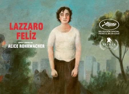 'Lazzaro feliz': genial retrato atemporal de la bondad y la miseria