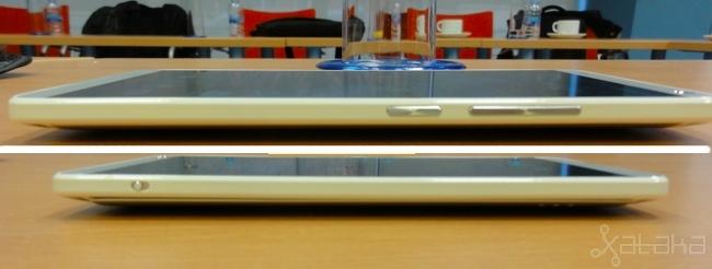 Foto de HTC One max, diseño (1/7)