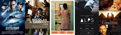 Estrenos de la semana | Viernes, 13 de abril | Entre 'Battleship' y el cine de autor