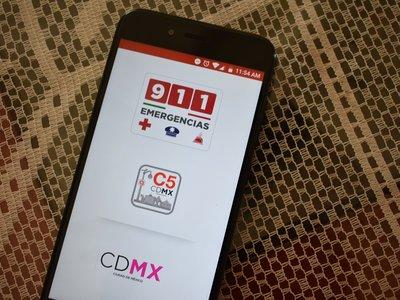 La alerta sísmica en tu smartphone gracias a la nueva actualización de la app '911 Emergencias'