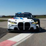 El BMW M4 GT3 se estrena como coche de carreras estará a la venta por 10 millones de pesos