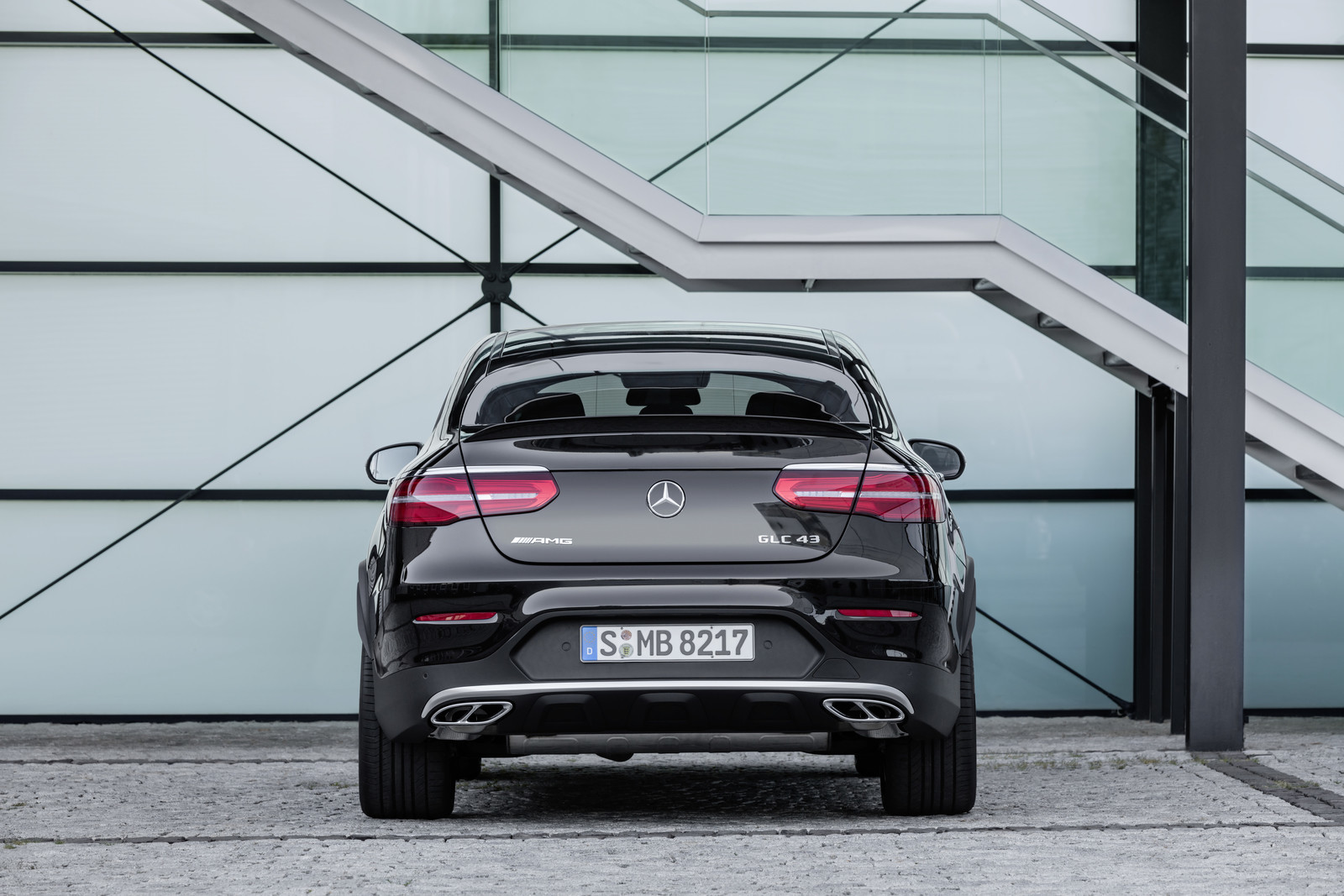 Foto de Mercedes-AMG GLC 43 4MATIC Coupé (13/24)