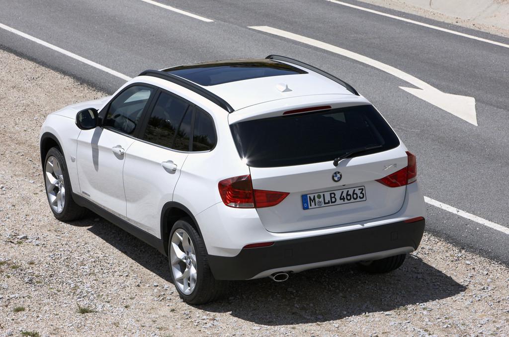 Foto de BMW X1 (41/120)