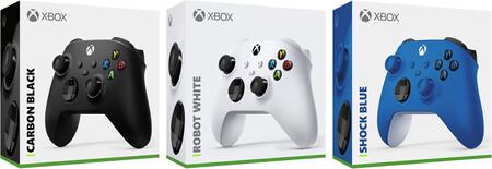 Nuevos controles para Xbox Series X, Xbox Series S y Xbox One