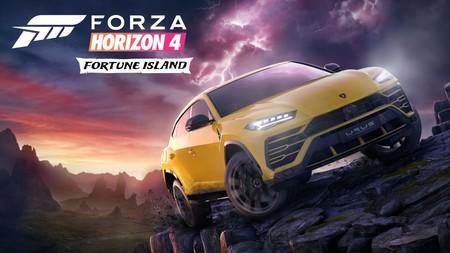 Fortune Island será la primera gran expansión de Forza Horizon 4 que llegará en diciembre