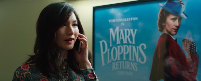 Mary Ploppins Returns Tom Hiddleston