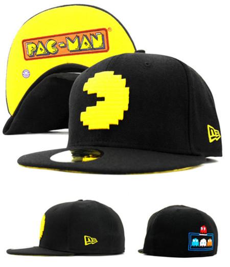 Gorra de Pac-Man