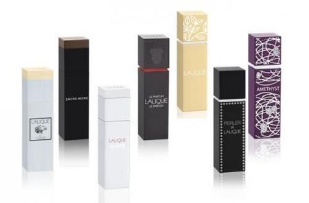 Nuevo inquilino de lujo en tu clucth: los perfumadores de Lalique