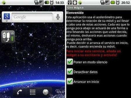Giro Mágico para Android
