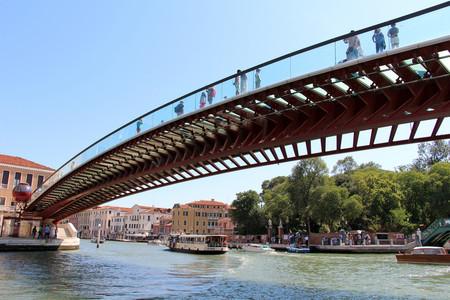 Puente Calatrava Venecia