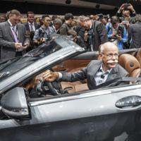El escándalo VW no hace ningún favor a la industria alemana, según el mandamás de Daimler AG
