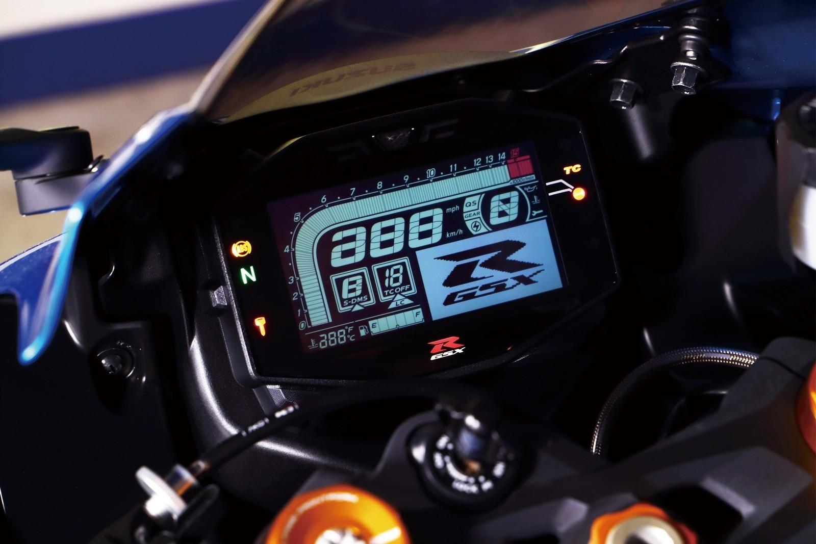 Foto de Suzuki GSX-R1000 2019 (30/78)