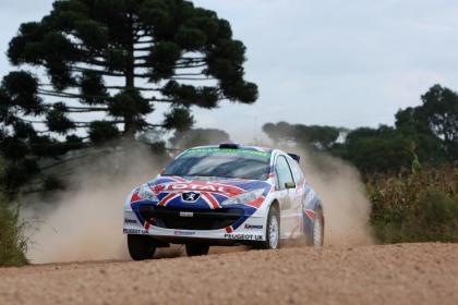 Victoria para Kris Meeke en el Rally de Curitiba