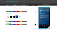 Microsoft lanza Windows Phone App Studio para crear aplicaciones directamente desde la web