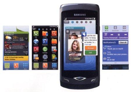 Samsung actualiza Bada a la versión 1.2