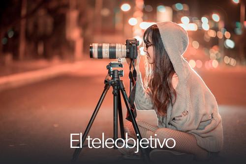 Todo sobre fotografía móvil (2): el teleobjetivo