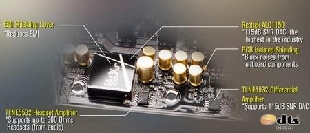 ASRock lanza una gama de placas base con sonido  HiFi para nuestros HTPC