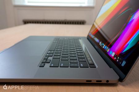 Descubren un nuevo sensor que detecta el ángulo de la pantalla del nuevo MacBook Pro de 16 pulgadas