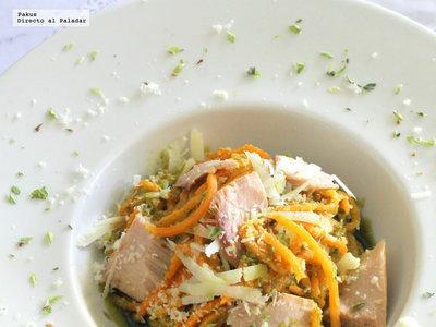 Paseo por la gastronomía de la red: pescados, mariscos y recetas sin carne para Cuaresma