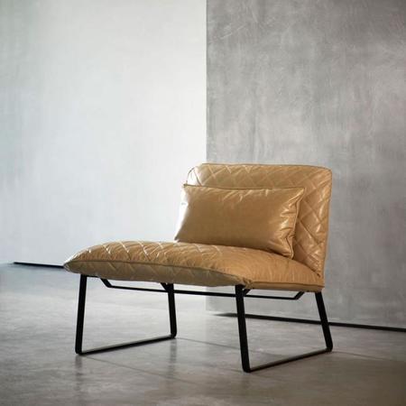 sofás de piel suave