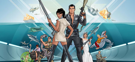 'Archer' tendrá quinta temporada