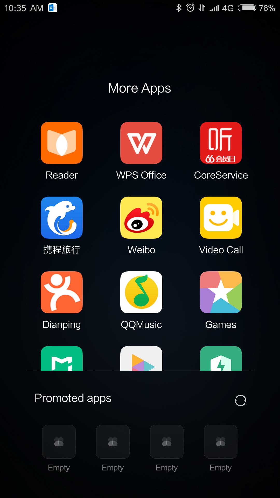Foto de Xiaomi Mi6 interfaz (11/11)