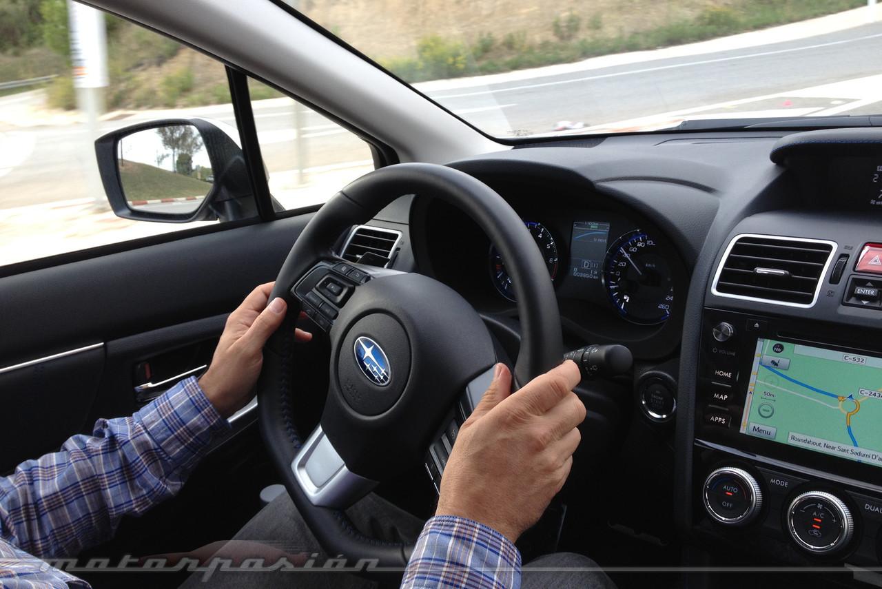 Foto de Subaru Levorg - contacto (13/20)
