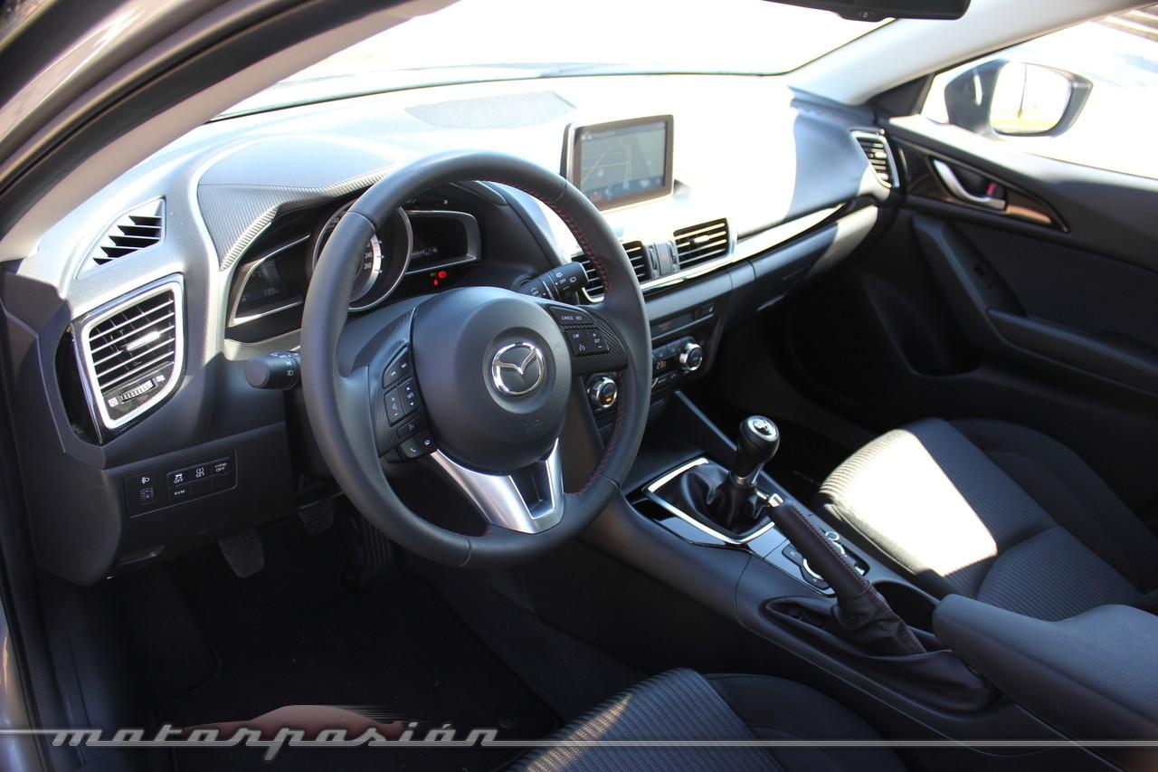 Foto de Mazda3 2013, presentación y prueba (50/61)
