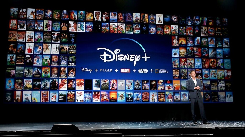 Disney anuncia que el streaming pasa a ser su