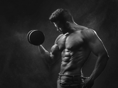 Dieta para perder peso y ganar musculo hombre