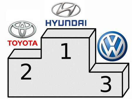 Hyundai adelanta a Toyota... en beneficio empresarial