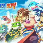 Buenas noticias, Monster Boy and the Cursed Kingdom llegará a Nintendo Switch