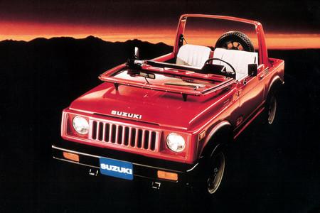 1985 Suzuki Samurai