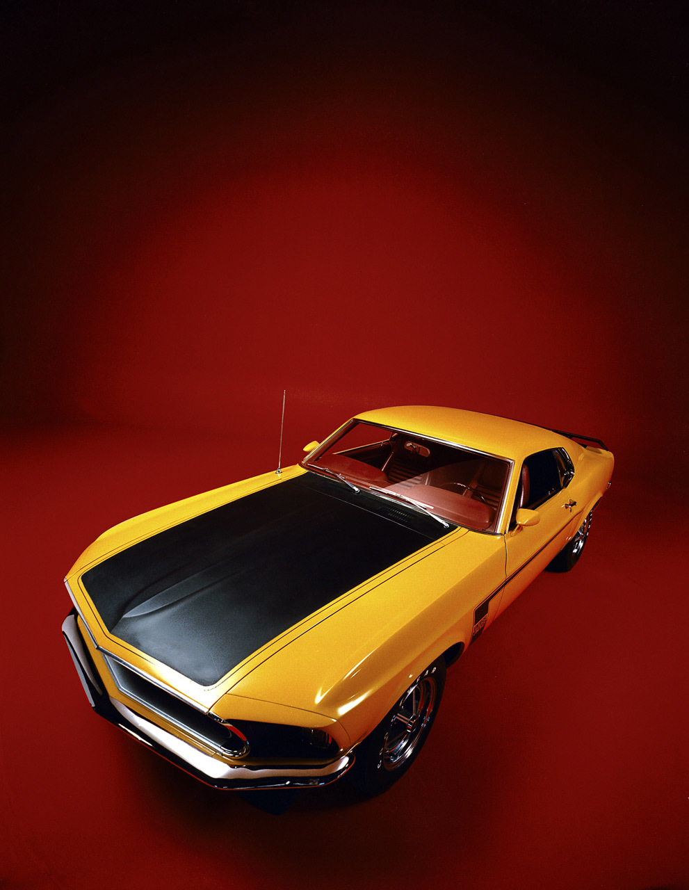 Ford Mustang 1969 >> 1969 Ford Mustang Boss 302 (1/5)