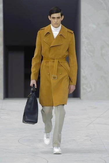 El hombre viajero de Louis Vuitton primavera-verano 2015 consigue seducirnos