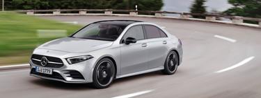 Así es el Mercedes-Benz Clase A Sedán que se fabricará en México y llegará en 2019