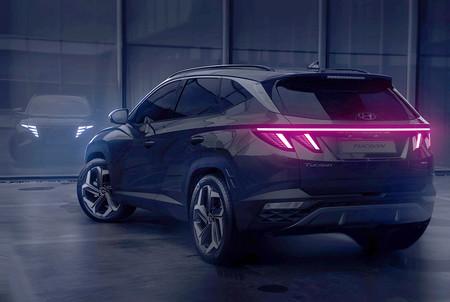 Hyundai Tucson 2021 Teaser 3