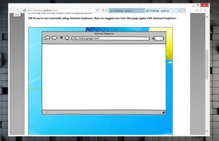 Una vulnerabilidad en Internet Explorer permite a cualquier página seguir todos los movimientos del ratón