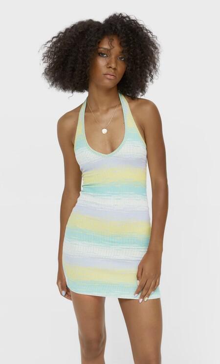 Vestido Low Cost Color Verano 01