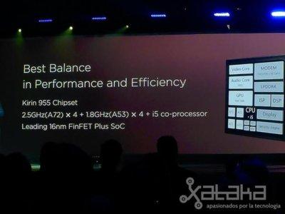Así es el Kirin 955, el procesador de los nuevos Huawei P9 y Huawei P9 Plus