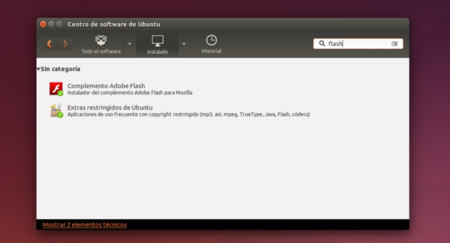 Ubuntu Flash