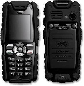 Land Rover se pasa a los teléfonos móviles de la mano de Sonim
