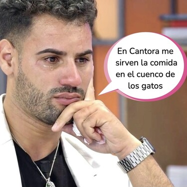 'Viva la Vida': Asraf Beno rompe a llorar tras escuchar a Isa P en 'Sálvame Deluxe' y denuncia estar maltratado por Isabel Pantoja