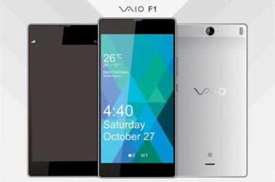 VAIO se enfrentará a Sony con smartphones