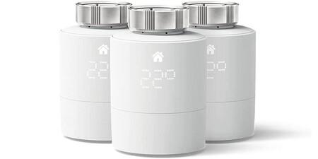 Tado Cabezal Termostatico Inteligente 3 Pack